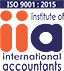 IIA Bangalore | Accounting Jobs In Bangalore